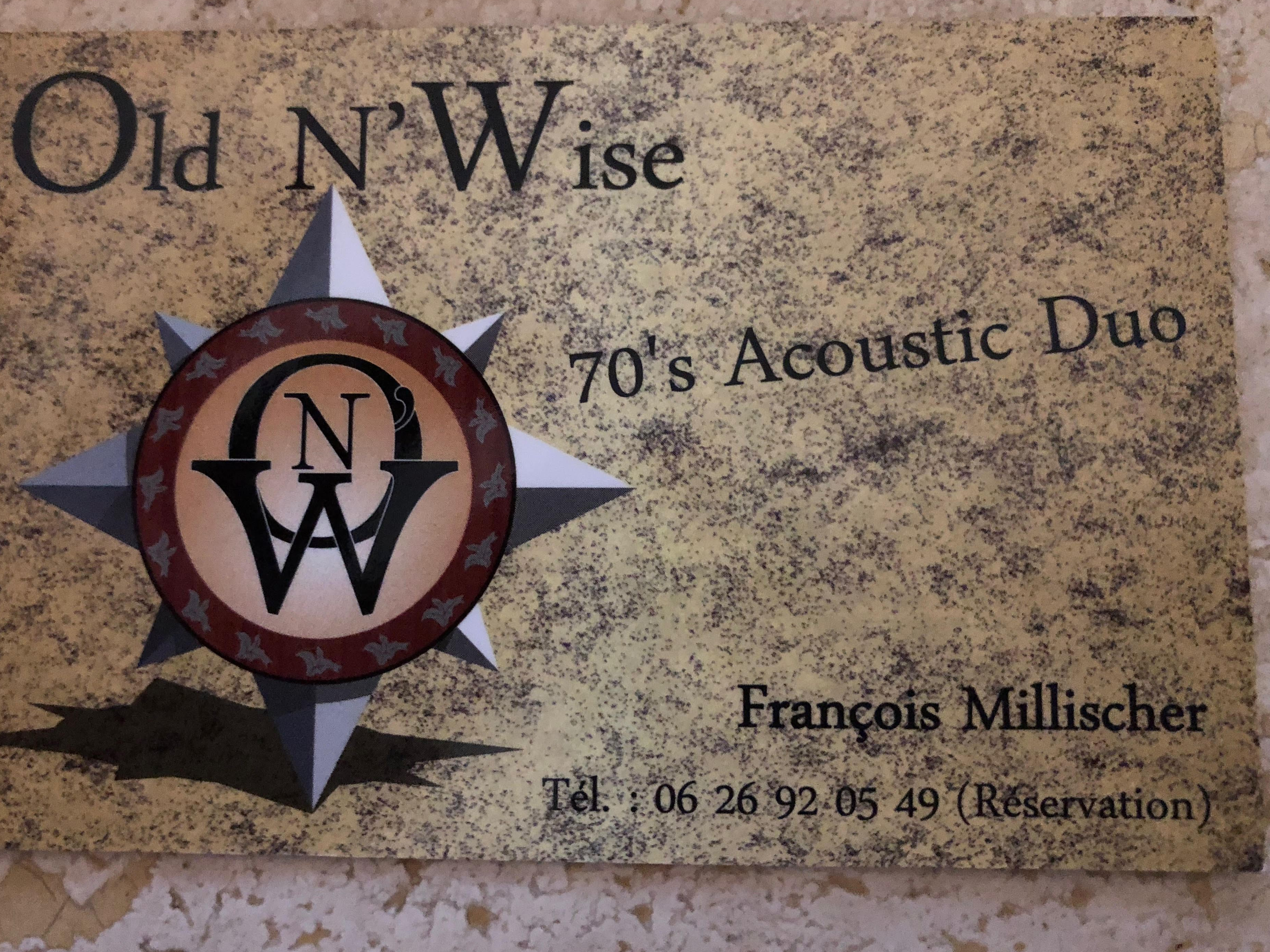 carte de visite Old N'Wise